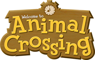 Animal Crossing - Animal Crossing series logo