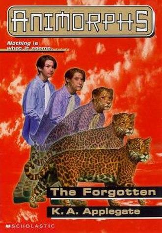 The Forgotten (Applegate novel) - Jake morphing into a jaguar