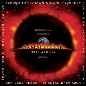 Armageddon: The Album - Image: Armageddon, The Album