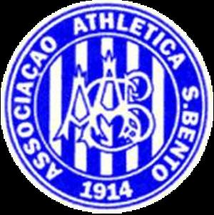 Associação Atlética São Bento - Image: Associação Atlética São Bento