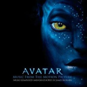 Avatar: Music from the Motion Picture - Image: Avatar Cover