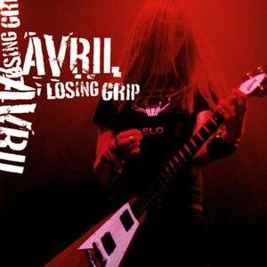 Losing Grip - Image: Avril Lavigne Losing Grip single cover