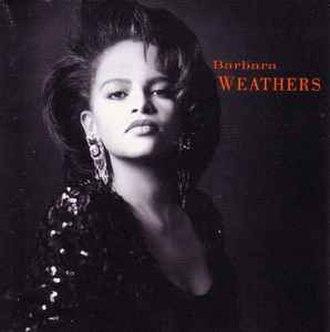 Barbara Weathers (album) - Image: Barbara Weathers(Album)
