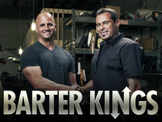 <i>Barter Kings</i> television series