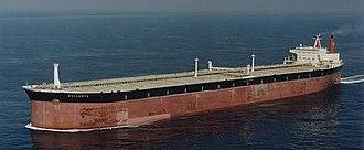 Bellamya - Image: Bellamya supertanker