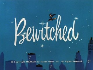 <i>Bewitched</i> American sitcom (1964–1972)