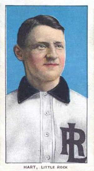 Bill Hart (pitcher) - Image: Bill Hart (pitcher)