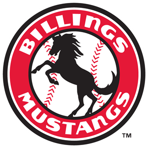 Billings Mustangs - Image: Billings Mustangs logo