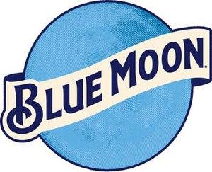 Blue Moon (beer) - Image: Blue Moon 2016 logo