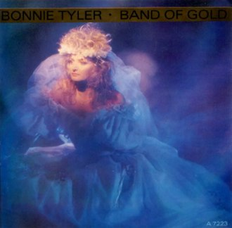 Band of Gold (Freda Payne song) - Image: Bonnie Tyler Band of Gold artwork