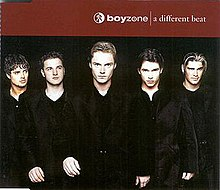 Boyzone — A Different Beat (studio acapella)