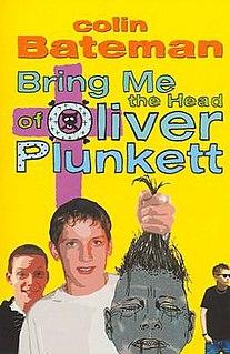 <i>Bring Me the Head of Oliver Plunkett</i>