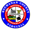 Official seal of Buchanan County