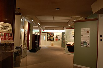 Chapel Hill Museum - Image: CH Mwestgallery