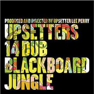 Upsetters 14 Dub Blackboard Jungle - Image: Callin de meek and de humble