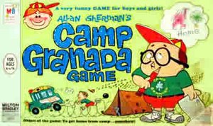 Hello Muddah, Hello Fadduh (A Letter from Camp) - Image: Campgranadagame