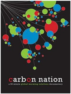 <i>Carbon Nation</i> 2010 film by Peter Byck
