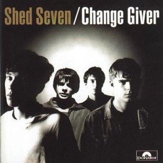 Change Giver - Image: Changegivershedseven cover
