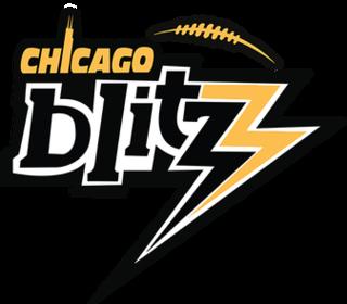 Chicago Blitz (indoor football)