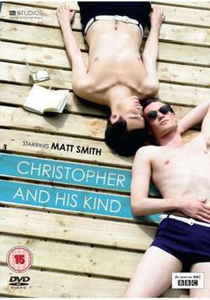 Christopher and His Kind (film) - Region 2 DVD cover