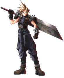 Cloud Strife - Wikipedia
