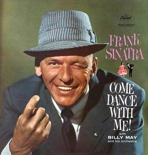 Come Dance with Me! (album)