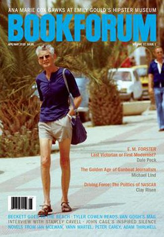 Bookforum - Bookforum cover April/May 2010