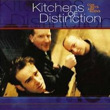 Awesome Studio Album By Kitchens Of Distinction