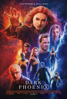 Dark Phoenix 2019 Dual Audio Download 720p HDCAM