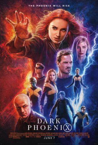 Dark Phoenix (film) - Theatrical release poster