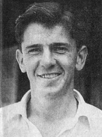 David Allen (cricketer) - Allen in 1962