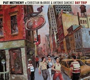 Day Trip (album) - Image: Day.Trip.Pat.Metheny