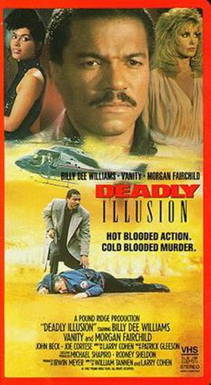 Deadly Illusion - Image: Deadly Illusion 1987
