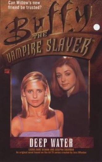 Deep Water (Buffy novel) - First edition cover