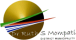 Official seal of Dr Ruth Segomotsi Mompati