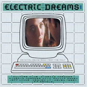 Electric Dreams (soundtrack) - Image: E Dalbumcover 1984