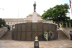 Humberto Acosta-Rosario - El Monumento de la Recordación