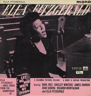 "Ella Fitzgerald Sings Songs from ""Let No ..."