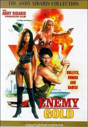 Enemy Gold - Image: Enemy Gold Film Poster