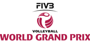 FIVB Volleyball World Grand Prix - Image: FIVB WGP logo