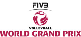 FIVB Volleyball World Grand Prix - Image: FIVB WGP logo