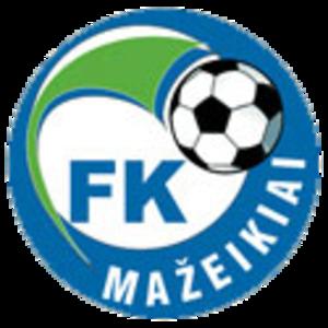 FK Mažeikiai - Image: FK Mažeikiai logo