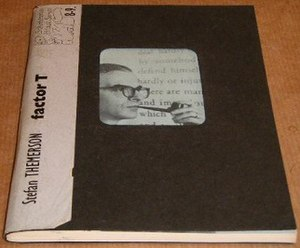 Gaberbocchus Press - First edition Factor T, 1956