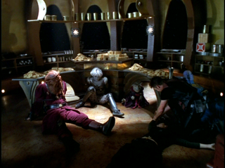 Crackers Dont Matter 4th episode of the second season of Farscape