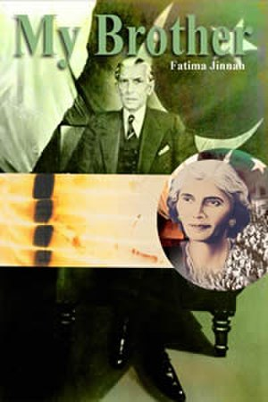 My Brother (book) - Image: Fatima Jinnah Book My Brother