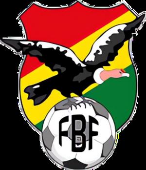 Bolivian Football Federation - Image: Federación Boliviana de Fútbol