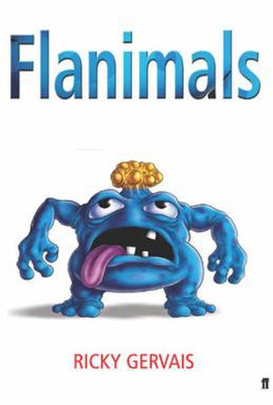 Flanimals - Flanimals book cover