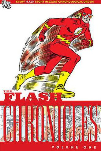 DC Chronicles - Image: Flash Chronicles V1