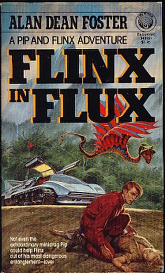 Flinx in Flux - First edition