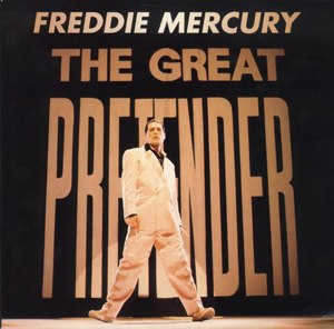 The Great Pretender - Image: Freddie Mercury The Great Pretender Single 1993
